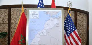 L'OTAN dévoile la nouvelle carte du Maroc incluant le Sahara occidental