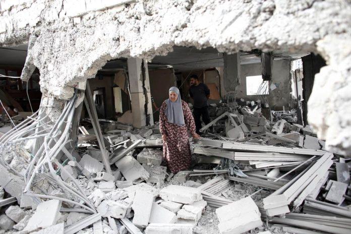 La Palestine condamne Israël pour avoir démoli une mosquée