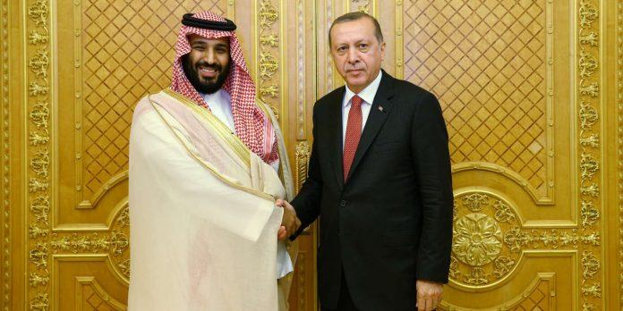 La Turquie et l'Arabie saoudite envisagent d'améliorer leurs relations après la fin de la crise du Golfe