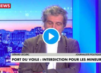 La députée Aurore Berger dépose un amendement contre le port du voile pour les mineures - VIDEO