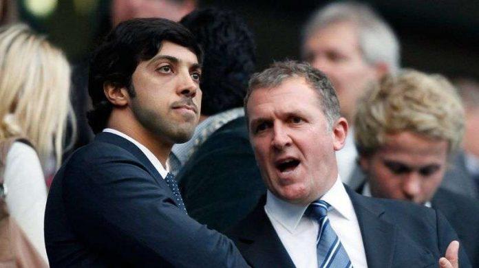 Le propriétaire de Manchester City, Sheikh Mansour a acheté la Coupe d'Angleterre
