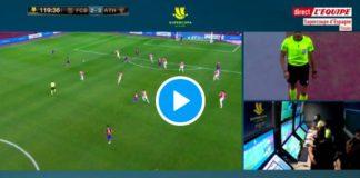 Lionel Messi pète un plomb sur le terrain, premier carton rouge de sa carrière - VIDEO