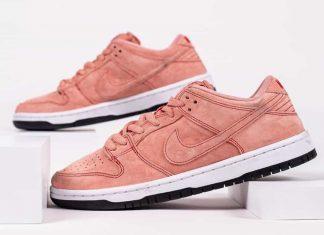 Nike lance sa paire «Pink Pig» 100% pur cuir de porc2v