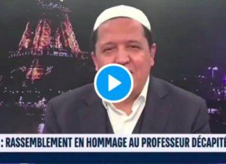 Quand Chalghoumi invente des «proverbes du Prophète» sur une chaîne de télévision israélienne - VIDEO