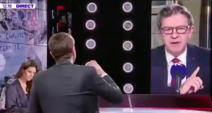 Racisme Jean-Luc Mélenchon recadre sèchement un journaliste en plein interview - VIDEO