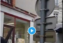 Châteaubriant : une passante agressée par la police pour non-port du masque - VIDEO