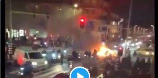 Pays-Bas : de violentes émeutes éclatent contre le couvre-feu - VIDEO