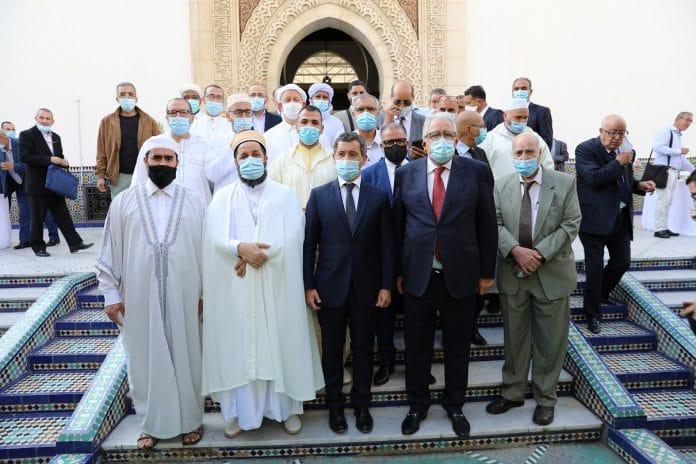 Séparatisme - neuf mosquées fermées en un mois annonce Gérald Darmanin2
