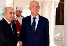 Tentative d'empoisonnement - Abdelmadjid Tebboune s'entretient avec Kaïs Saïed sur son état de santé