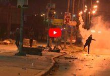 Tunisie troisième nuit d'émeutes et de pillages dans plusieurs régions - VIDEO