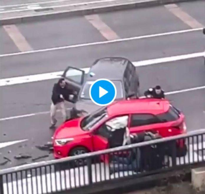 Valence un homme tue par balle une conseillère Pôle Emploi et prend la fuite - VIDEO