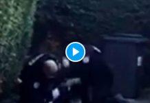 Violences policières Rayan, 16 ans reçoit de violents coups de poing en pleine tête - VIDEO