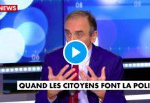 Zemmour appelle les Français à s'armer contre «les caïds des quartiers» - VIDEO