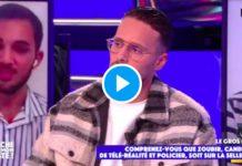 Zoubir le policier «prince de l'amour» balance ses collègues chez Hanouna - VIDEO