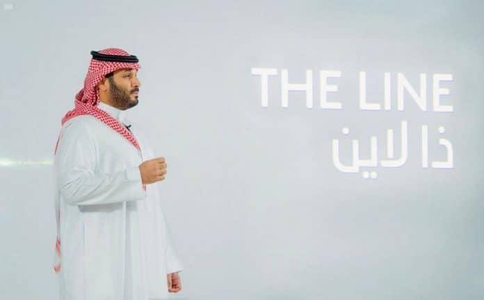 Le prince héritier d'Arabie saoudite dévoile le projet «THE LINE» dans la ville futuriste de NEOM