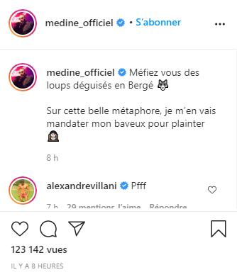 «Celui qui appelle au meurtre» - Aurore Bergé qualifie Médine «de rappeur islamiste», une plainte déposée - VIDEO2