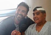 «Il va chier en mourant le gros» - les propos scandaleux du médecin de Diego Maradona avant sa mort