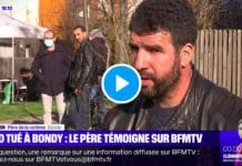 « J'ai mal ! » Ahmed raconte les derniers instants de son fils Aymen assassiné à Bondy - VIDEO