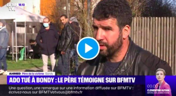 «J'ai mal !» Ahmed raconte les derniers instants de son fils Aymen assassiné à Bondy - VIDEO