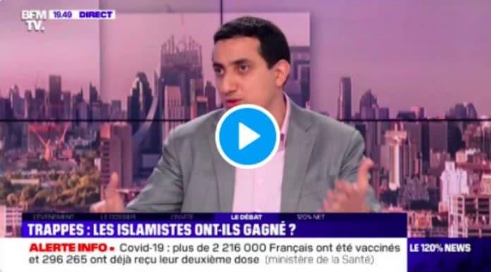 « Le maire fréquente un noyau dur de salafistes dans sa petite mosquée» Patrick Karam s'en prend à Ali Rabeh, maire de Trappes - VIDEO