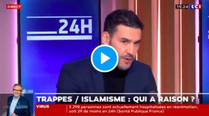 « Les terroristes ne fréquentent pas les mosquées » Elyamine Settoul donne une leçon de sociologie au porte-parole d'extrême droite - VIDEO