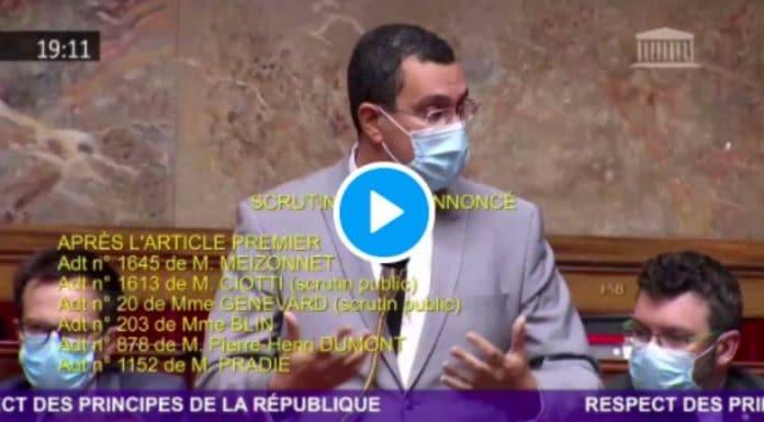 «Moi, ma maman porte le voile» un député raconte son histoire personnelle à l'Assemblée Nationale - VIDEO