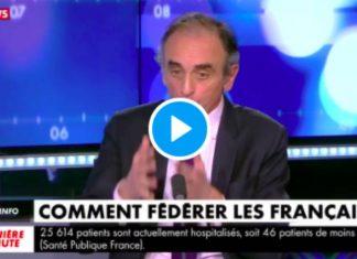 «On peut être Français en mangeant du couscous ?» demande Christine Kelly à Eric Zemmour - VIDEO