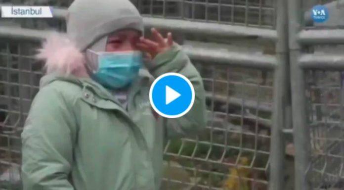 « Où est mon père ? » une petite fille ouïghoure s'en prend à l'ambassadeur de Chine en Turquie - VIDEO
