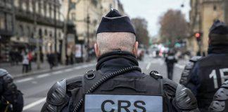 «Sale Négro !» - un homme mordu par un CRS est condamné à 4 mois de prison2
