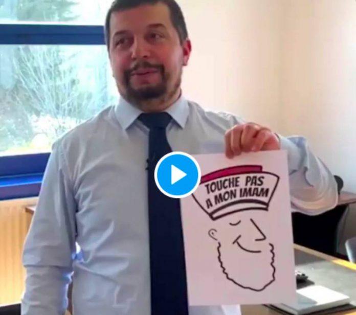 «Touche pas à mon imam» les musulmans apportent leur soutien aux imams de France