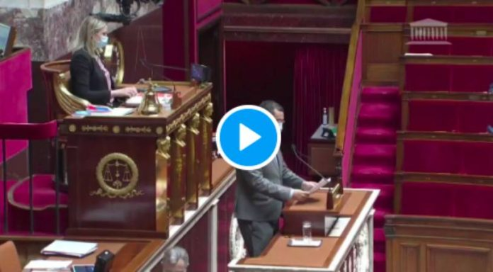 Assemblée nationale M'Jid El Guerrab commence son discours en berbère face aux ministres et aux députés - VIDEO