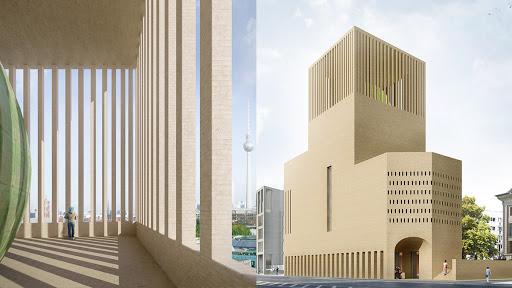 Berlin - «The House of One» accueillera une mosquée, une synagogue et une église sous le même toit