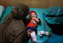 Covid-19 - des scientifiques testent l'efficacité du vaccin chez les enfants