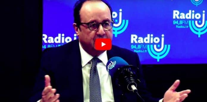 Francois Hollande «Les musulmans souffrent d'un racisme, c'est vrai ! » - VIDEO