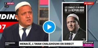 Hassen Chalghoumi «Voiler une petite fille, c'est la kidnapper. C'est une honte !» - VIDEO