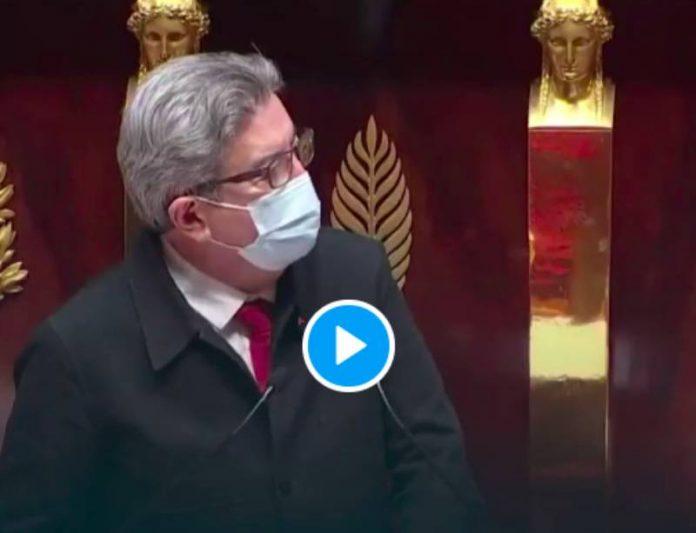 Jean-Luc Mélenchon défend les musulmans de France à l'Assemblée Nationale - VIDEO