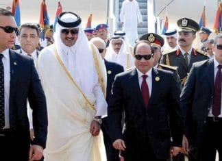 L'Égypte et le Qatar relancent leurs relations diplomatiques après le sommet d'Al-Ula (1)