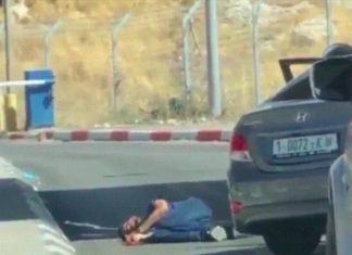 Le meurtre d'un Palestinien par Israël est une «exécution extrajudiciaire» (1)