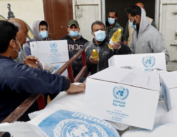 Les Emirats Arabes Unis ont considérablement réduit le montant de leurs dons aux Palestiniens