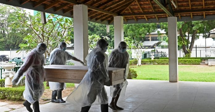 Les musulmans britanniques se plaignent à l'ONU de la politique d'incinération des musulmans du Sri Lanka
