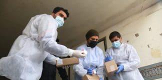Palestine - Gaza reçoit les premiers vaccins Covid-19