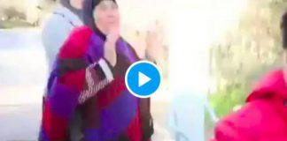 Une femme palestinienne pleure à chaudes larmes devant la démolition de sa maison par les israéliens - VIDEO