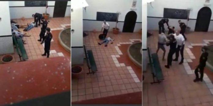 Une vidéo de gardes espagnols agressant des mineurs marocains fait scandale (1)