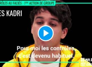 « Bougnoule, tu ne mérites pas d'être Français ! » un policier tabasse l'acteur Iliès Kadri - VIDEO