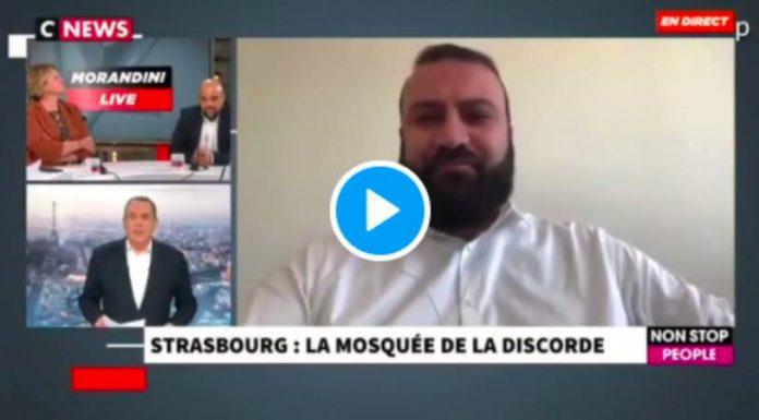 «Il me respecte ou il quitte la France» le président de la mosquée de Strasbourg recadre un élu RN en direct - VIDEO