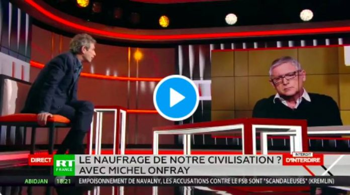 «Les violeurs arabo-musulmans sont des victimes» Michel Onfray attribue des propos douteux à Rokhaya Diallo - VIDEO