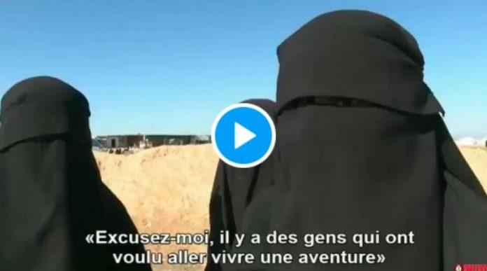 «On a fait une aventure, c'était pas top. On veut revenir» des femmes parties en Syrie comparent leur séjour à une simple expatriation - VIDEO