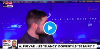 « Vous avez un problème avec les noirs et les arabes ! » David Guiraud humilie William Thay - VIDEO