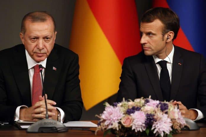 «Ingérence turque» : Erdogan dénonce les propos «inadmissibles» de Macron