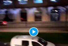 Bordeaux un adolescent de 16 ans fonce sur un véhicule de police, les agents ouvrent le feu - VIDEO